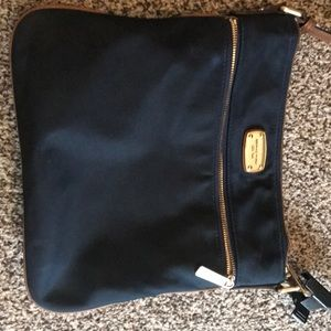 Michael kors cross body nylon waterproof handbag